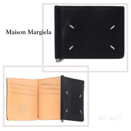 Maison Margiela Bicolor wallet with money clip