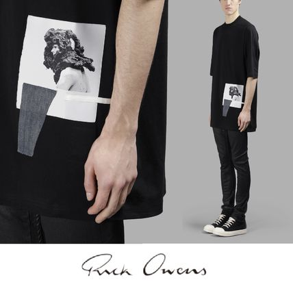 sold out after another RICK OWENS Drkshdw Level Tee level T