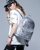 BOY LONDON Camouflage Casual Style Street Style Backpacks