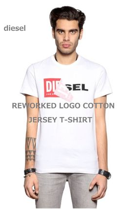 Rework Logo T-shirt White