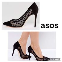 ASOS Pin Heels Party Style Pointed Toe Pumps & Mules