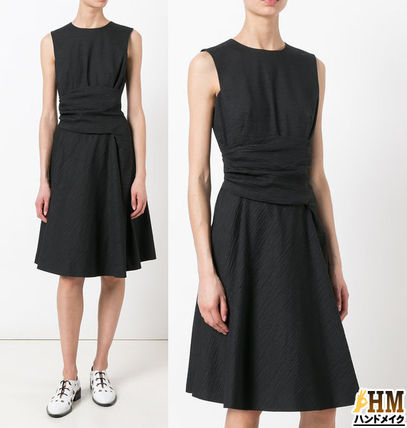 SPORTMAX last 40IT chic A-line flare dress Vito