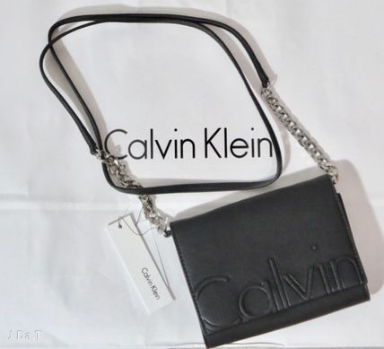 CK Lubin Klein mini shoulder bag