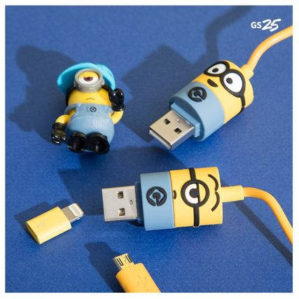 Korea qualified minion's cable s. ""