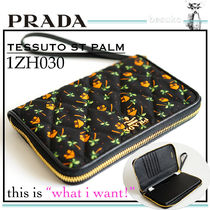 PRADA Tropical Patterns Smart Phone Cases
