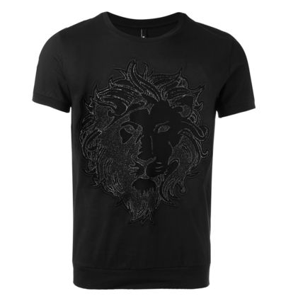 And VERSUS VERSACE lion head t-shirt
