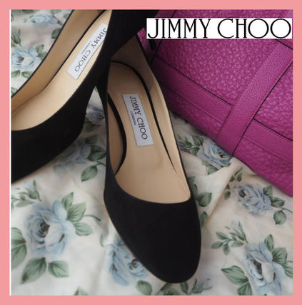 Jimmychoo black pumps