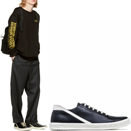 RICK OWENS 17SS RO121 GEOTHRASHER SNEAKERS