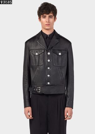 Versus 17-18 AW napperezarbicar jacket/black