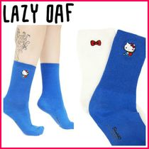 LAZY OAF Collaboration Socks & Tights