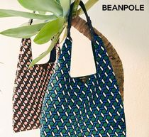 BEAN POLE Canvas 2WAY Shoulder Bags