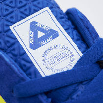 Palace Skateboards Street Style Collaboration Plain Sneakers