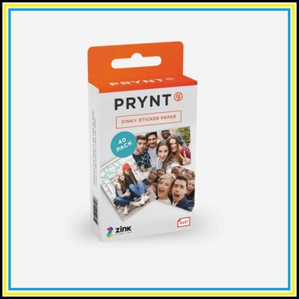 PRYNT iPhone casephotoprinter print paper 40 sheets