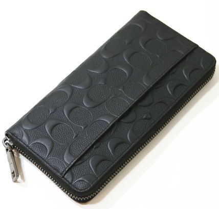 Coach SIGNATURE Long Wallets