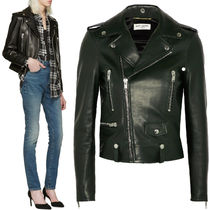 Saint Laurent 17-18 AW WSL 1084 CLASSIC MOTORCYCLE JACKET