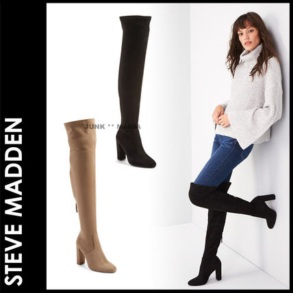 EMOTION knee high boots