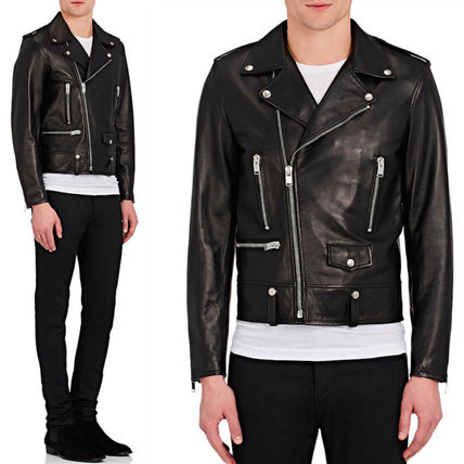 17-18 AW SLP 309 CLASSIC MOTORCYCLE JACKET