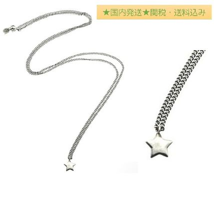 Star Handmade Silver Necklaces & Chokers