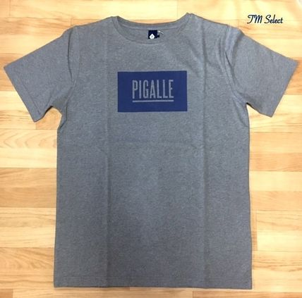 popular PIGALLE box logo t-shirt