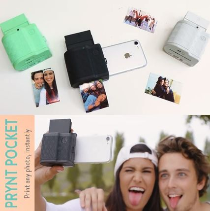 New release PRYNT POCKET iPhone dedicated photo printers and