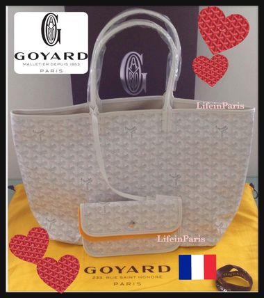 Outstanding purchase GOYARD Paris head office St. Louis PM