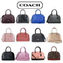 Coach 2WAY Leather Shoulder Bags