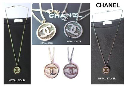 Chanel icon 2017 18aw coin office style necklaces pendants by chanel necklaces pendants coin office style necklaces pendants aloadofball Choice Image