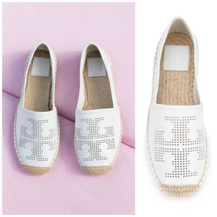 SS Perforated ESPADRILLE Espadrilles in the summer