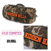 KYLIE COSMETICS Camouflage Nylon Boston & Duffles