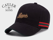 CAYLER&SONS Street Style Caps