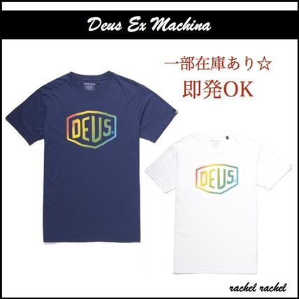 """2-3 days"" Deus Ex Machina psychedelic shirts 2 color"