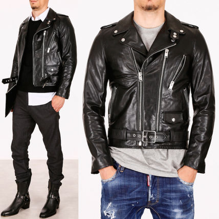 17-18 AW SLP 318 SIGNATURE MOTORCYCLE JACKET