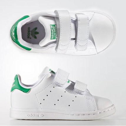 competitive price 3a6ab 30964 adidas STAN SMITH Baby Girl Shoes