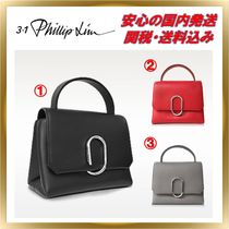 3.1 Phillip Lim 2WAY Plain Leather Handbags