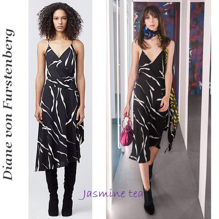 I'm happy very GOOD SALE DVF Brenndah dress