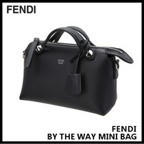 FENDI BY THE WAY Leather Totes