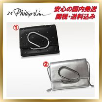 3.1 Phillip Lim Lambskin Chain Party Style Shoulder Bags