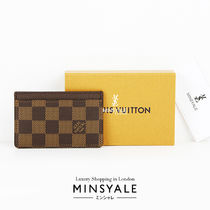 Louis Vuitton CARD HOLDER [London department store new item]