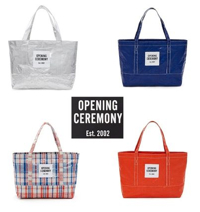 OPENING CEREMONY small tote bag men too