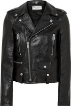 Saint Laurent Leather Biker Jackets