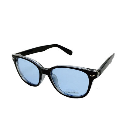 Wellington type sunglasses color lens A3879A