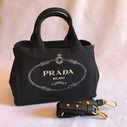 B2439G New type CANAPA tote S size black