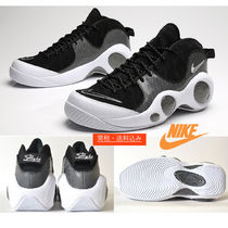 Nike AIR ZOOM Street Style Leather Sneakers