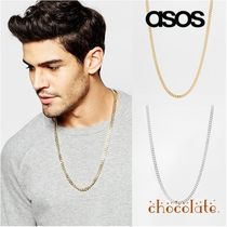 ASOS Street Style Chain Plain Necklaces & Chokers