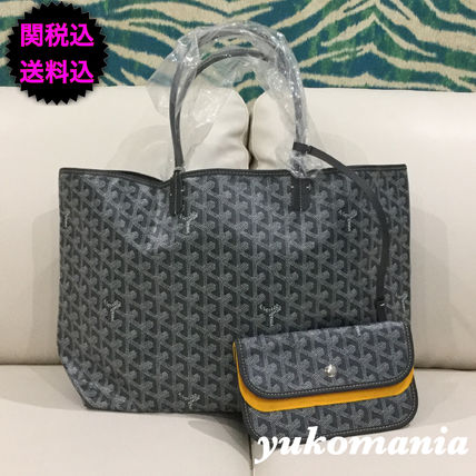 GOYARD sanlui PM color GRAY grey