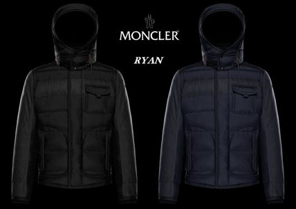 17 / 18 AW MONCLER down jacket RYAN classic popular models