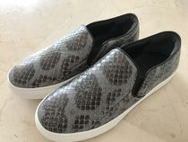 CELINE Unisex Other Animal Patterns Leather Shoes