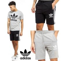 adidas Street Style Cotton Joggers Shorts