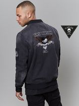 CAYLER&SONS Street Style MA-1 Bomber Jackets
