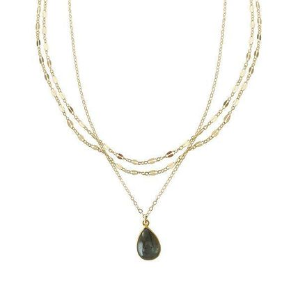 MARIDA Silver 14K Gold Necklaces & Pendants
